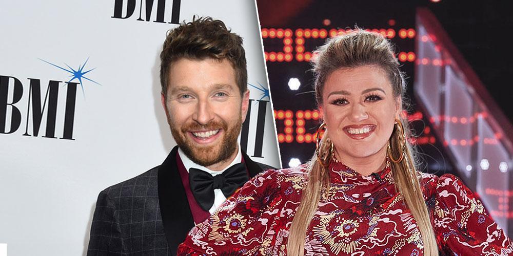 Kelly Clarkson And Brett Eldredge Meet 'Under The Mistletoe' In New Video