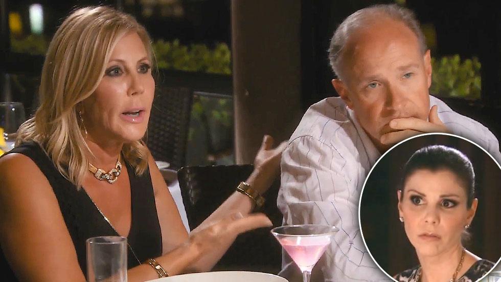 Vicki Gunvalson Lied About Brooks Ayers Cancer