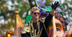 Robin Thicke Mardi gras