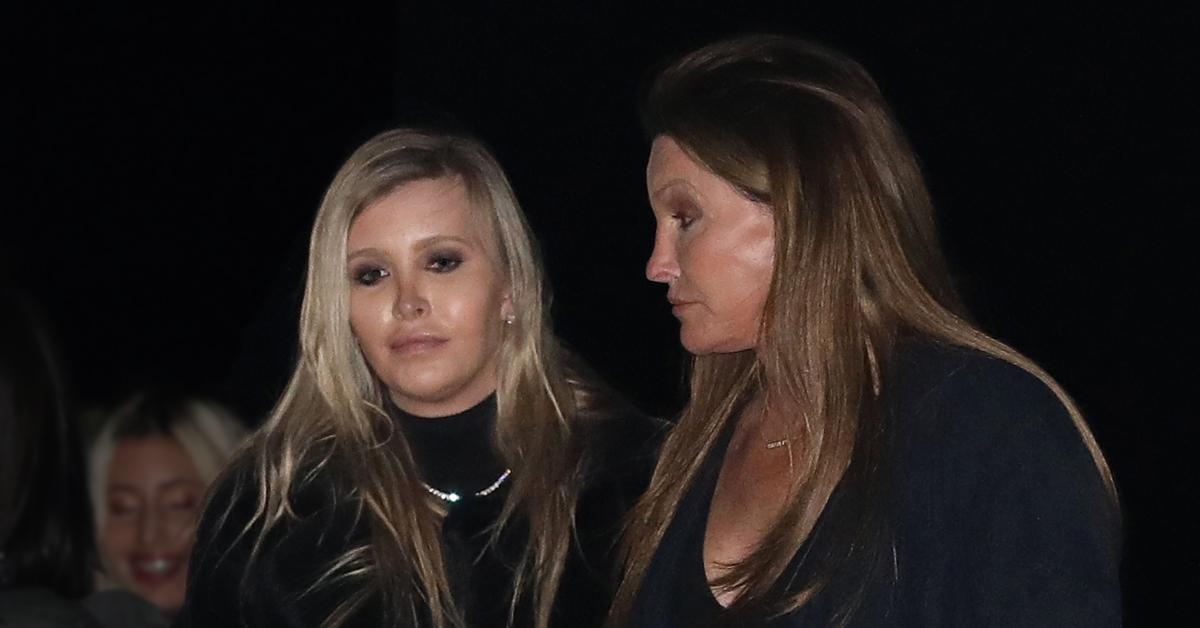 Maskless Caitlyn Jenner & Sophia Hutchins Slip Into Sleek Yellow Porsche After Dining Out At Nobu In Malibu: Photos
