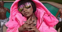 Nicki Minaj Body Image Fendi Collaboration 'Elle'