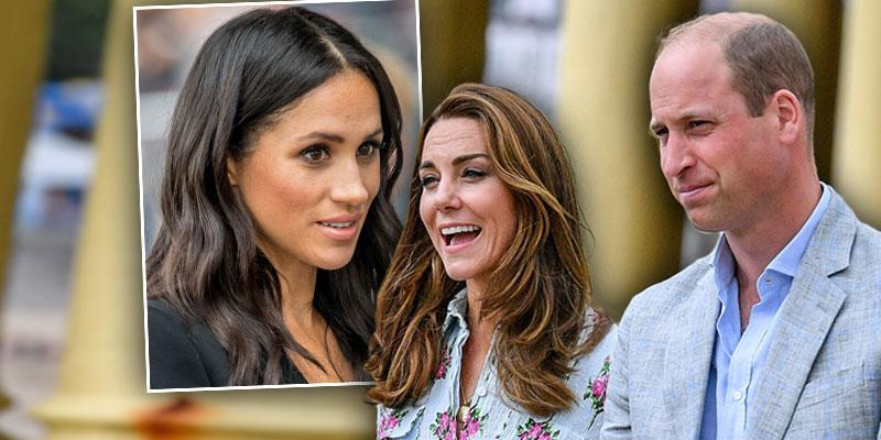 The Duke And Duchess Of Cambridge React To [Meghan Markle] Snub Claims