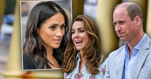 The Duke And Duchess Of Cambridge React To [Meghan Markle] Snub Claims
