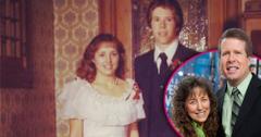 Jim bob michelle duggar anniversary getty instagram