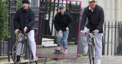 rocco ritchie guy ritchie bike ride