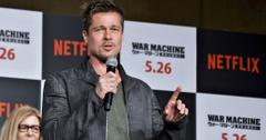 "Brad Pitt takes part in the ""War Machine"" Press Conference In Tokyo"