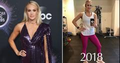 carrie underwood celebrates six years of her fitness line calia