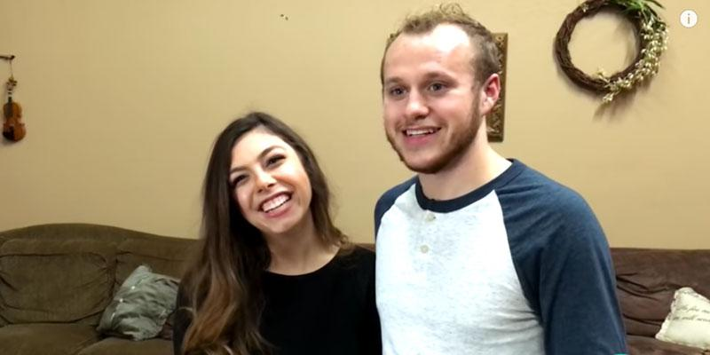 Josiah duggar wife lauren romantic birthday post pp