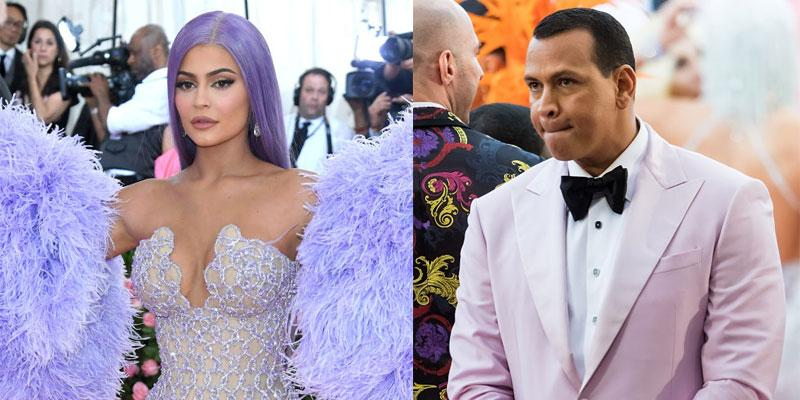 Kylie Jenner And Alex Rodriguez Met Gala Denies Rich Claims