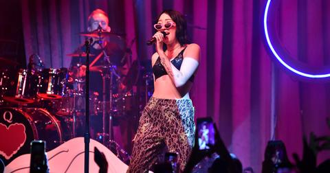 Noah Cyrus In Concert – New York, NY