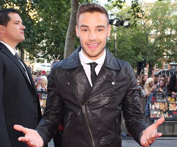 Liam payne one direction premiere uk