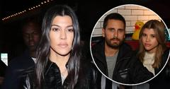 Scott Sofia Kourtney Engagement Reaction PP