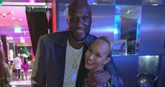 Lamar Odom And Girlfriend Sabrina Parr Engaged