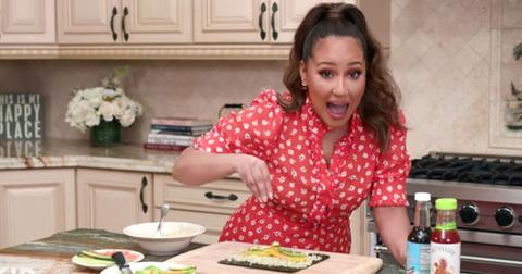 Adrienne Bailon Vegan Meals PP