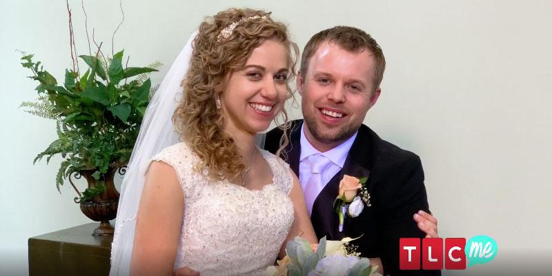 John david duggar wife abbie favorite racy wedding moment pp