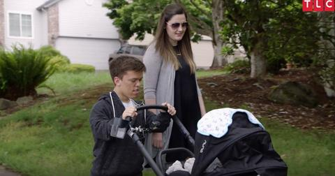 Little people big world sneak peek zach roloff wife reveal hardest things about being new parents hero