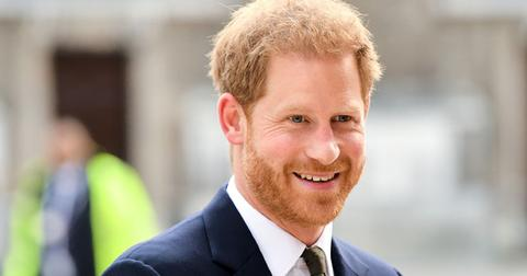 prince harry pp
