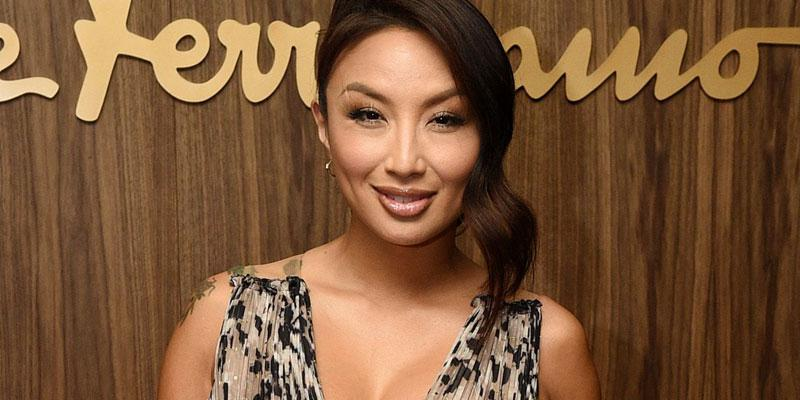 Jeannie Mai At Event Sexy Swimsuit Photo Instagram