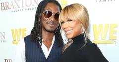 Tamar Braxton And Boyfriend David Adefesco Nigerian Attire