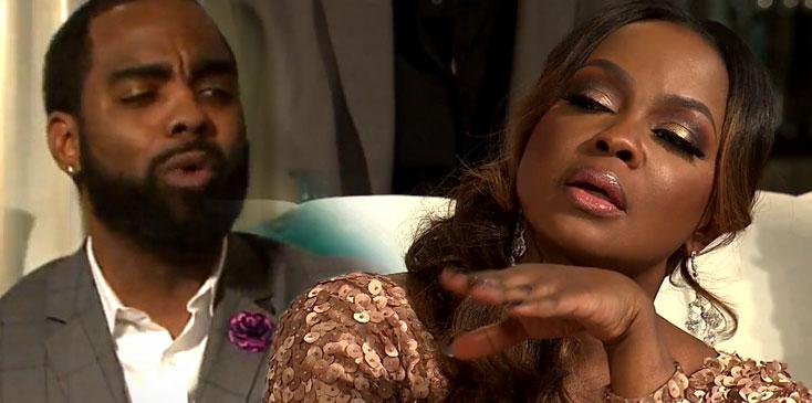 Phaedra Parks Disses Todd Tucker Workout Video Feud