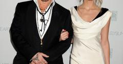 Celebrities at the Art of Elysium Heaven Gala in Santa Monica ****NO DAILY MAIL SALES***