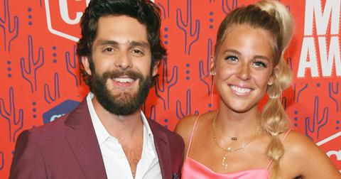 Thomas Rhett Wife PP