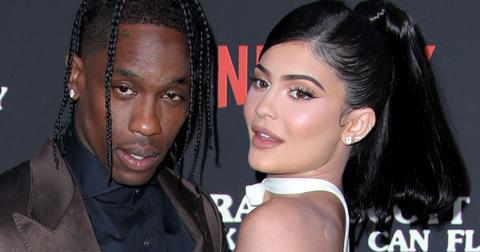 Kylie Jenner Travis Scott Sex Life 'Playboy'
