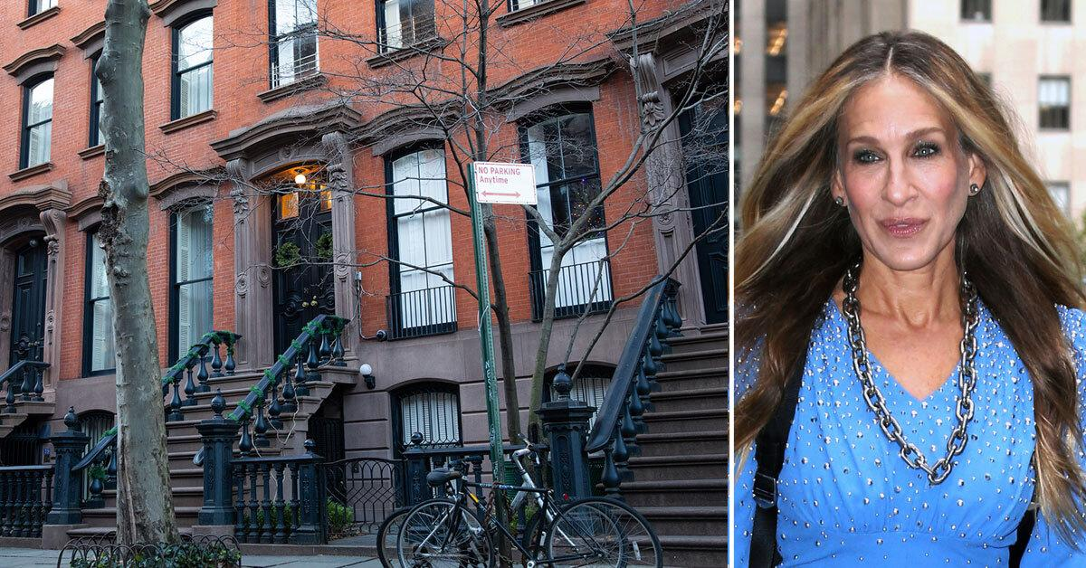 Sarah Jessica Parker Sells Three-Story $15 Million NYC Pad, But Fans Can Get A Glimpse Inside Before It's Gone — Watch