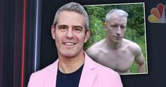 [Andy Cohen] Post Shirtless Photos Of His Friend [Anderson Cooper] Because He Was Bored