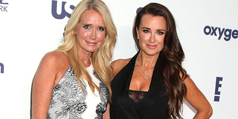 Kyle Richards Kim Richards Treatment
