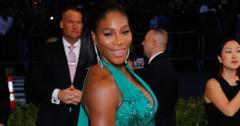 Serena Williams Pregnant Baby Bump Photos Long