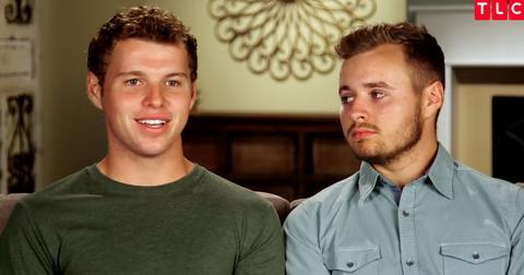 Jeremiah duggar courting spotted two women pp