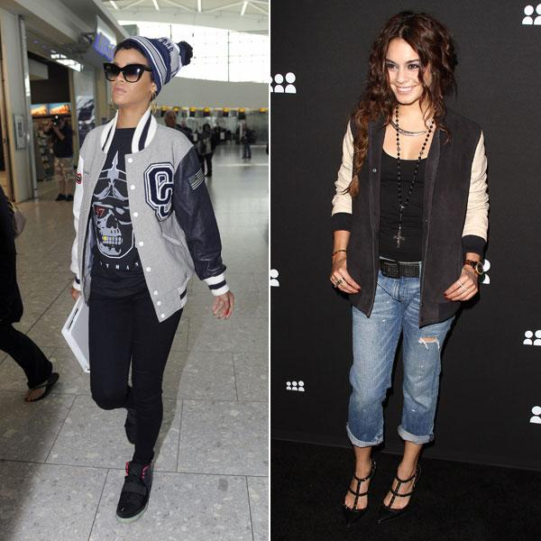 Rihanna Vanessa