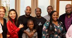 Jeannie Mai With Boyfriend Jeezy's Family On Thanksgiving