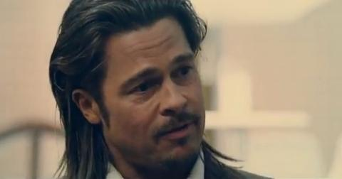 """Brad Pitt in """"The Counselor"""""""