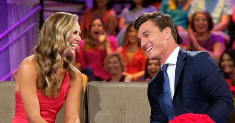 Hannah Brown & Tyler Cameron