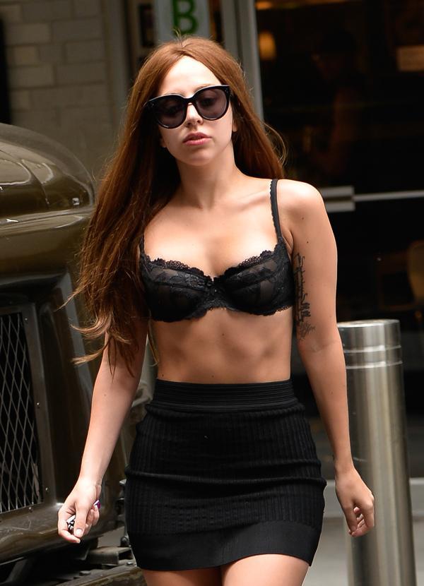 Lady Gaga Quick Pic