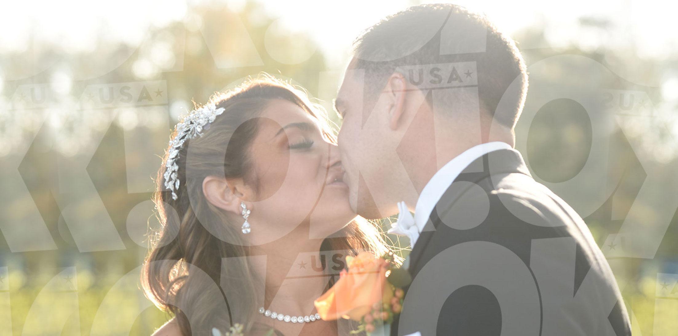 Deena cortese wedding pictures hero