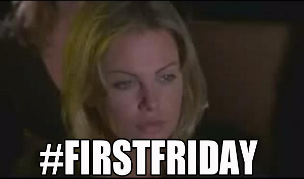 Charlize Theron First Friday