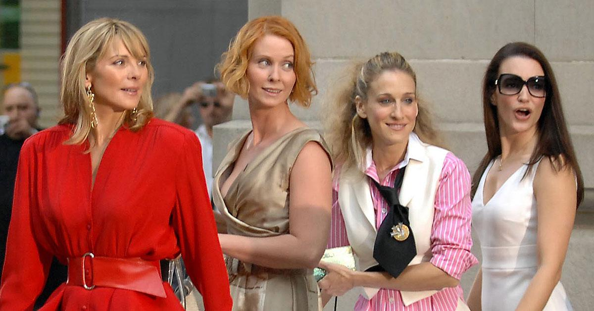OK! Imagines What Carrie, Miranda & Charlotte's Lives Might Look Like Today — Before HBO Reboot