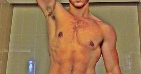 Nick Jonas Abs