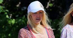 Heather Locklear Hospitalized Threatened To Shoot Herself PP