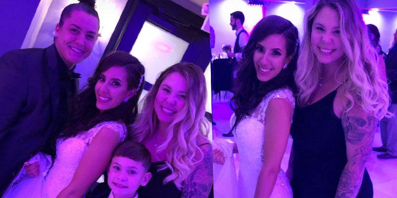 Kailyn lowry jo rivera married vee torress wedding