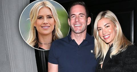 Heather Rae Young Says Christina El Moussa Not Invited To Wedding