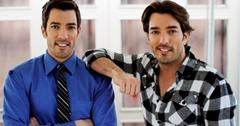 HGTV stars Drew Scott and Jonathan Scott
