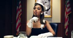 Ariana Grande Is President In New Music Video 'Positions': Watch