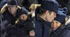 Gisele tom brady pda kissing divorce hockey 01