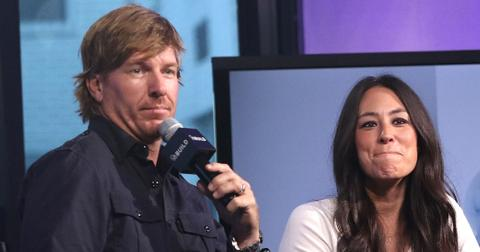 """The Build Series Presents Chip & Joanna Gaines Discussing Their New Book """"The Magnolia Story"""""""