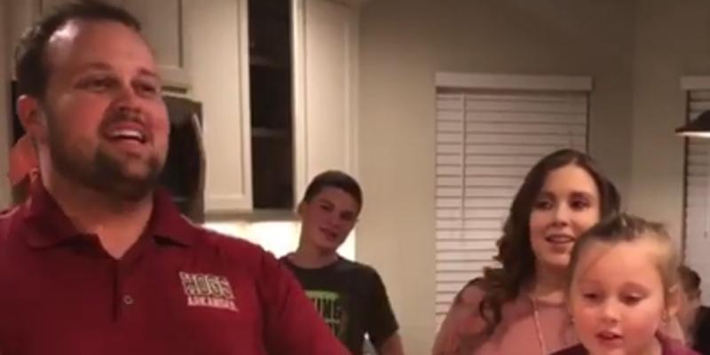 Josh duggar celebrates birthday with molestation victims in attendance hero