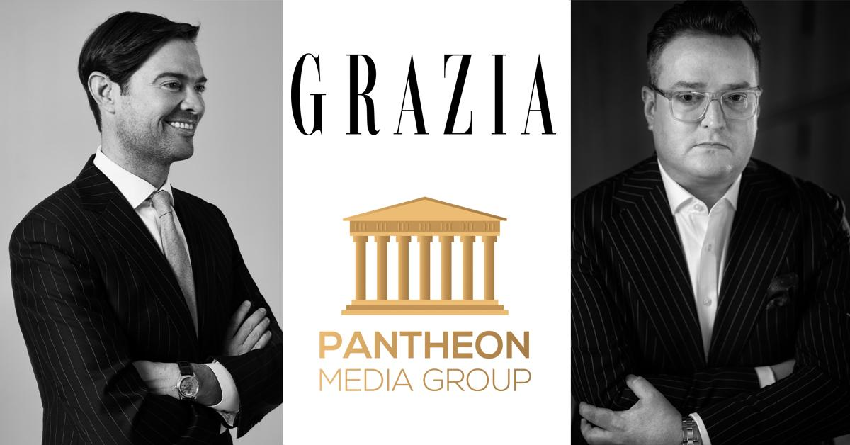 grazia usa announcement